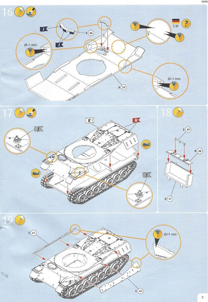 Anleitung09-704x1024 Leopard 1A1 1:35 Revell (#03258 )