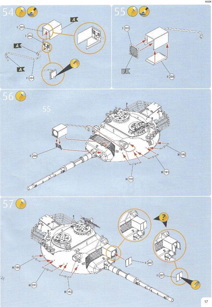 Anleitung17-707x1024 Leopard 1A1 1:35 Revell (#03258 )