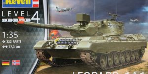 Leopard 1A1 1:35 Revell (#03258 )