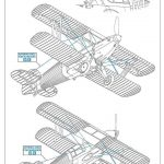 Eduard-70105-Avia-Bk.534-Luftwaffe-4-150x150 Avia Bk.534 von Eduard ( # 70105 )