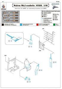 Eduard-FE-849-Walrus-Mk.-I-Seatbelts-4-208x300 Eduard FE 849 Walrus Mk. I Seatbelts (4)