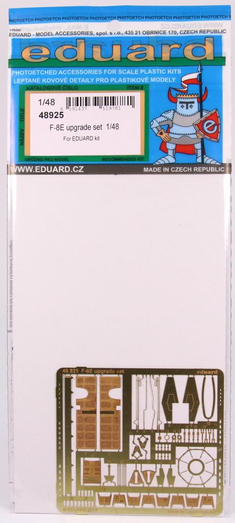 Eduard_Crusader_upgrade_03 Zubehör für die F-8 Crusader von Eduard 1/48