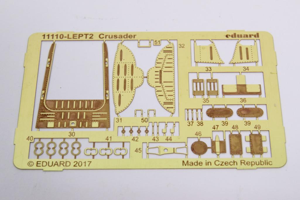 Eduard_F-8_Crusader_37 F-8 Crusader - Eduard Limited Edition 1/48  ---  #11110