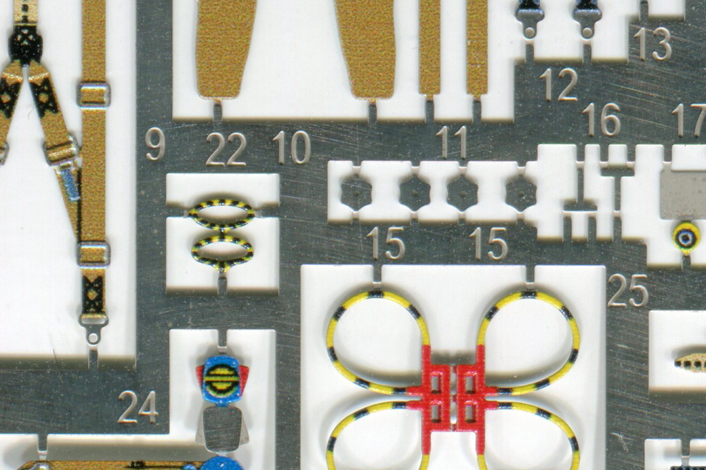 Eduard_F-8_Crusader_43 F-8 Crusader - Eduard Limited Edition 1/48  ---  #11110