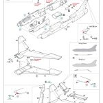 Eduard_F-8_Crusader_47-150x150 F-8 Crusader - Eduard Limited Edition 1/48  ---  #11110
