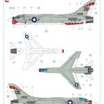 Eduard_F-8_Crusader_53-150x150 F-8 Crusader - Eduard Limited Edition 1/48  ---  #11110