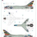 Eduard_F-8_Crusader_54-150x150 F-8 Crusader - Eduard Limited Edition 1/48  ---  #11110