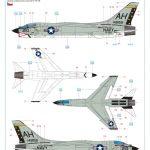 Eduard_F-8_Crusader_55-150x150 F-8 Crusader - Eduard Limited Edition 1/48  ---  #11110