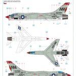 Eduard_F-8_Crusader_57-150x150 F-8 Crusader - Eduard Limited Edition 1/48  ---  #11110