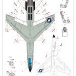 Eduard_F-8_Crusader_58-150x150 F-8 Crusader - Eduard Limited Edition 1/48  ---  #11110