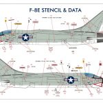 Eduard_F-8_Crusader_61-150x150 F-8 Crusader - Eduard Limited Edition 1/48  ---  #11110