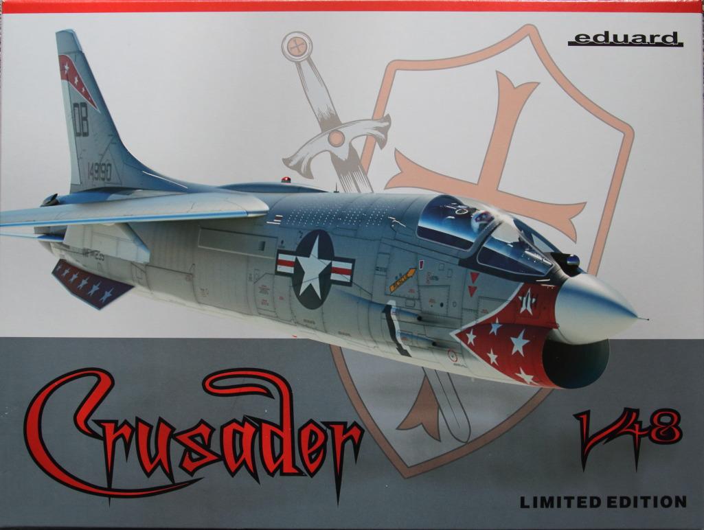 Eduard_F-8_Crusader_62 Zubehör für die F-8 Crusader von Eduard 1/48