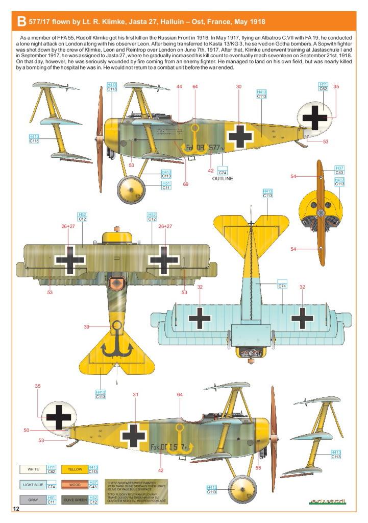 Eduard_Fokker_Dr.1_Profi2017_26 Fokker Dr.1 - Eduard Profi Edition 1/48  ---  #8162
