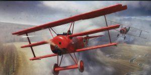 Fokker Dr.1 – Eduard Profi Edition 1/48  —  #8162