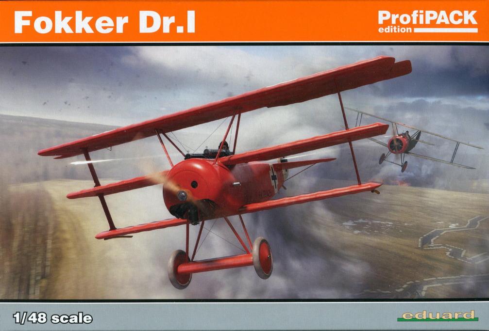 Eduard_Fokker_Dr.1_Profi2017__12 Fokker Dr.1 - Eduard Profi Edition 1/48  ---  #8162