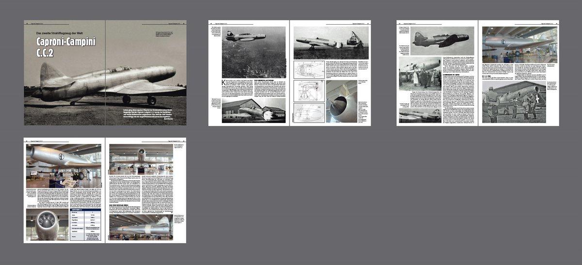 FliegerRevueX-Nr.-66-Caproni-Camoni-CC.2 Für euch gelesen: FliegerRevue X Nr. 66