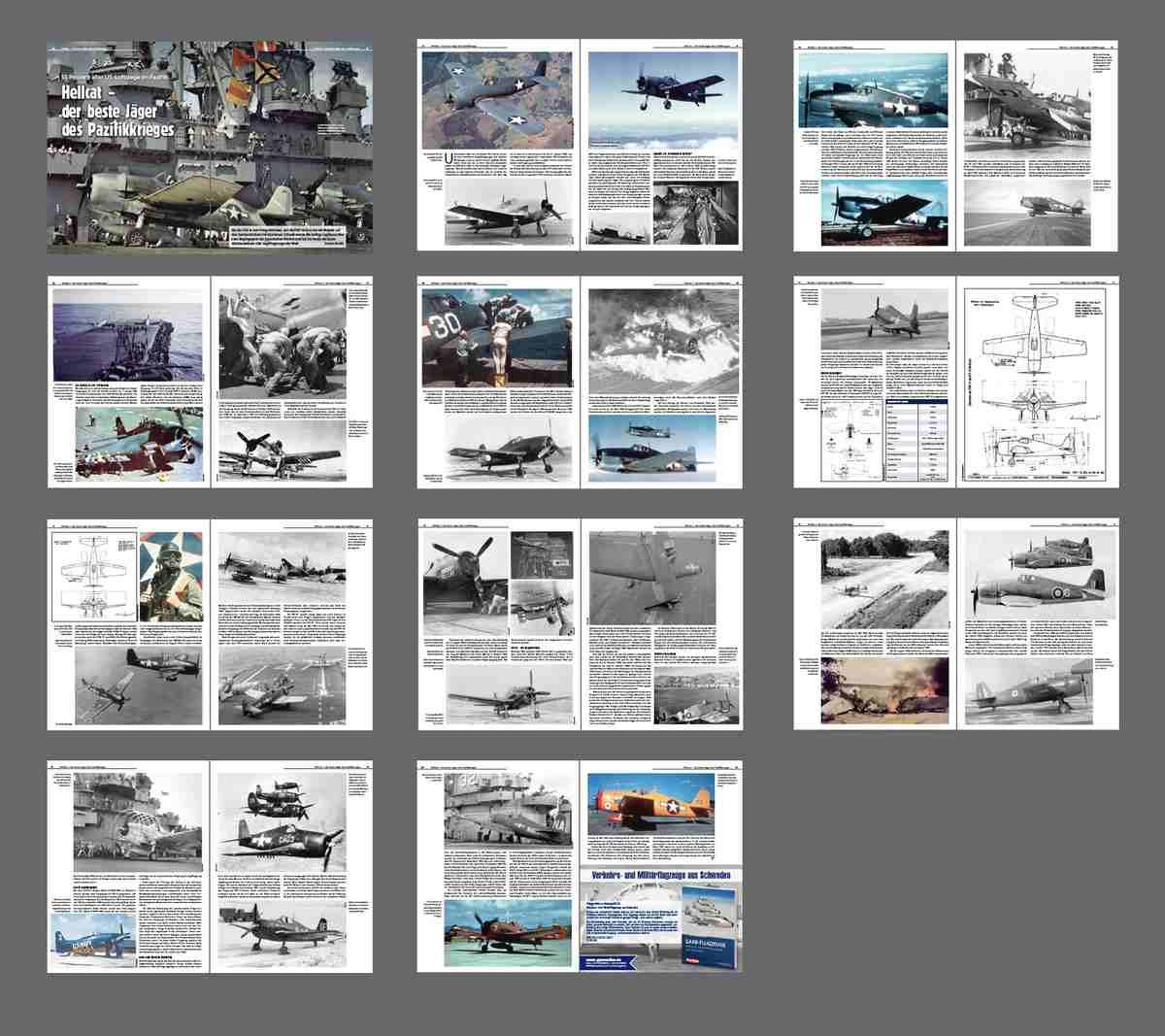 FliegerRevueX-Nr.-66-Hellcat Für euch gelesen: FliegerRevue X Nr. 66