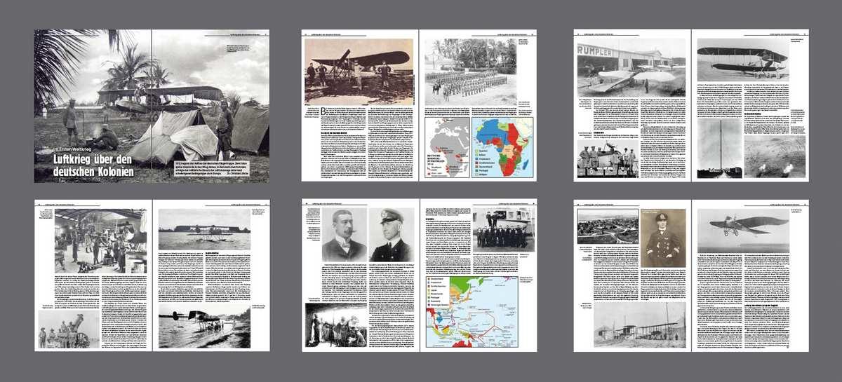 FliegerRevueX-Nr.-66-Luftkrieg-Kolonien Für euch gelesen: FliegerRevue X Nr. 66