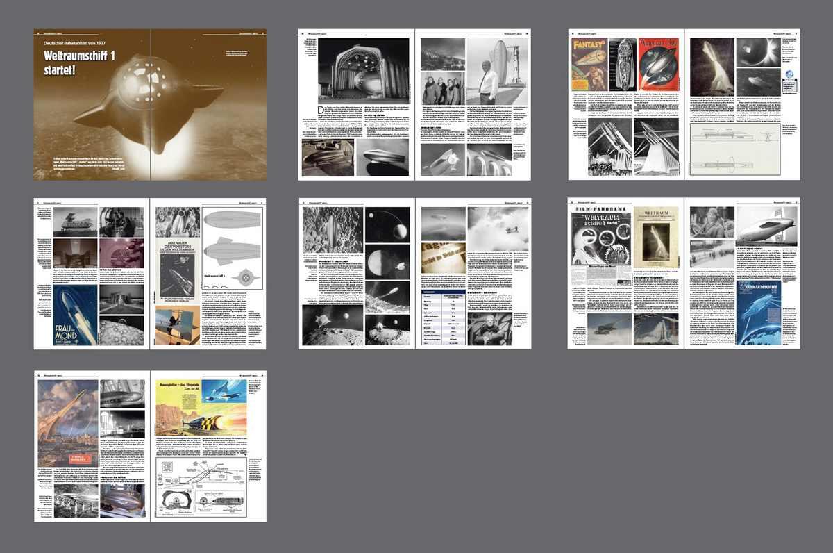 FliegerRevueX-Nr.-66-Weltraumschiff-1-Film Für euch gelesen: FliegerRevue X Nr. 66