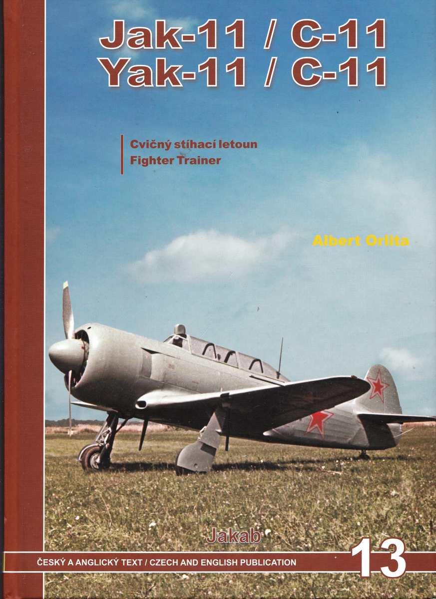 Jak-11-Buch-1 Literatur zur Jak 11 / C-11