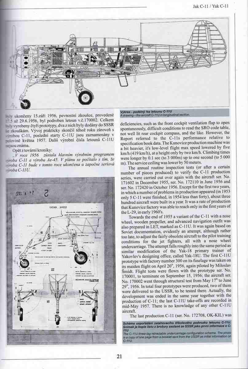 Jak-11-Buch-2 Literatur zur Jak 11 / C-11