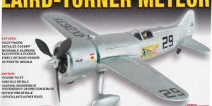 Kit-Archäologie: Der Laird-Turner Meteor Racer von Lindberg in 1:48 (# 70562)