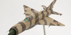 Galerie-Beitrag MiG-21 PFM  –  Eduard 1/48