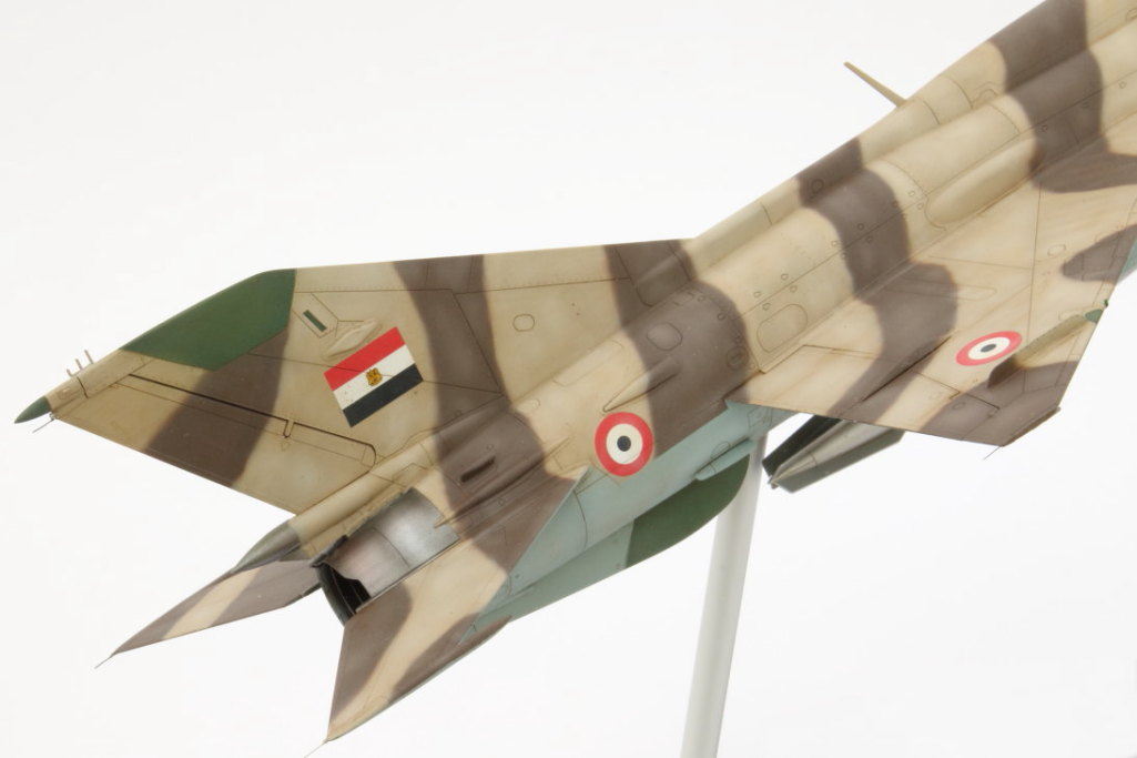 MiG-21PFM__fertig_005 Galerie-Beitrag MiG-21 PFM  -  Eduard 1/48