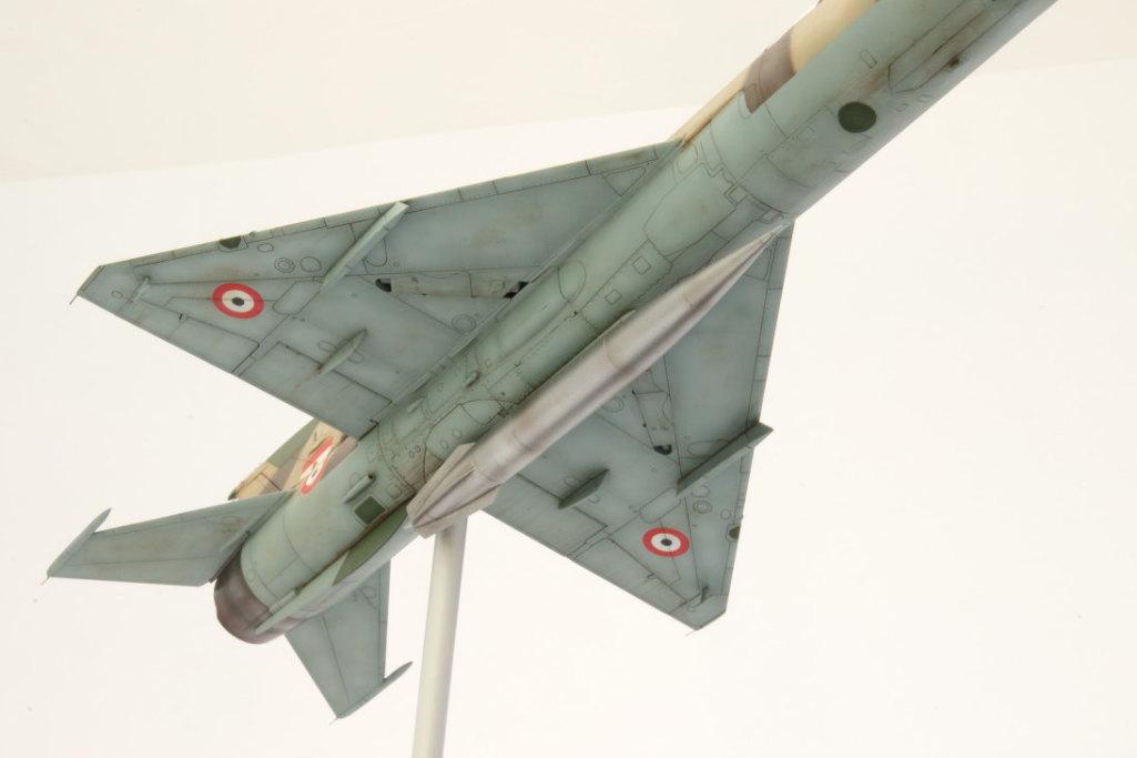 MiG-21PFM__fertig_015 Galerie-Beitrag MiG-21 PFM  -  Eduard 1/48