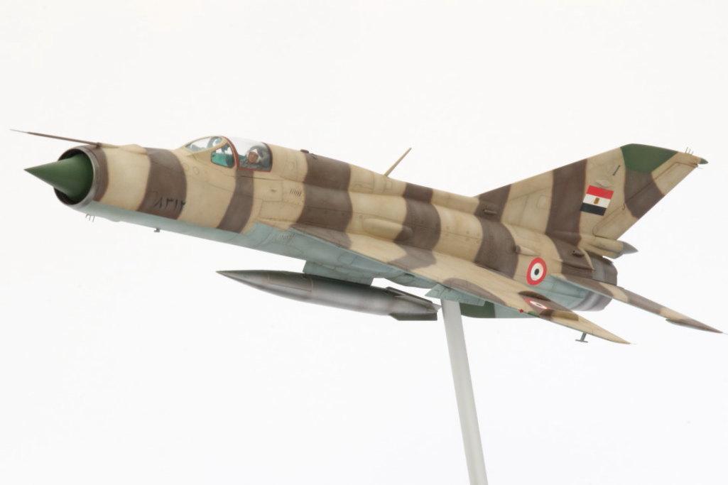 MiG-21PFM__fertig_018 Galerie-Beitrag MiG-21 PFM  -  Eduard 1/48