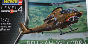 Bell AH-1G Cobra von Revell 1:72 ( # 04956 )