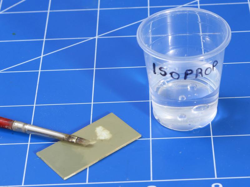 isoprop Neuer Farbhersteller aus USA - Mission Models