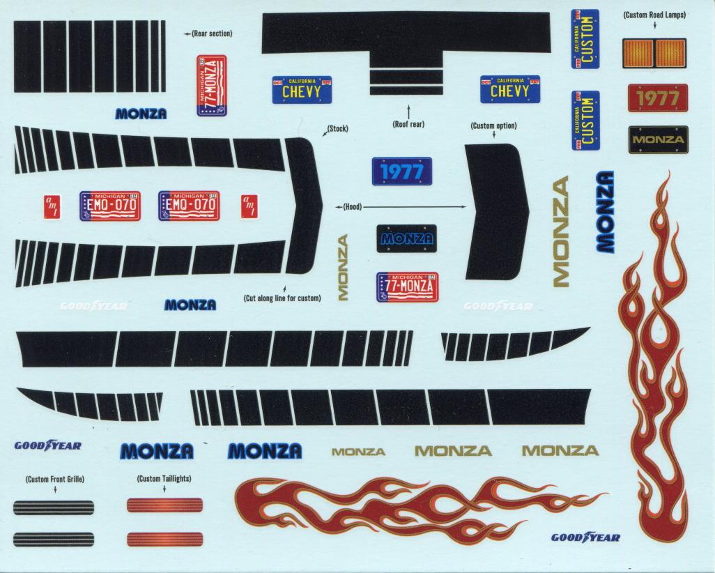Chevrolet_Monza_amt_30 Chevrolet Monza 2+2  - amt/Round2 1/25