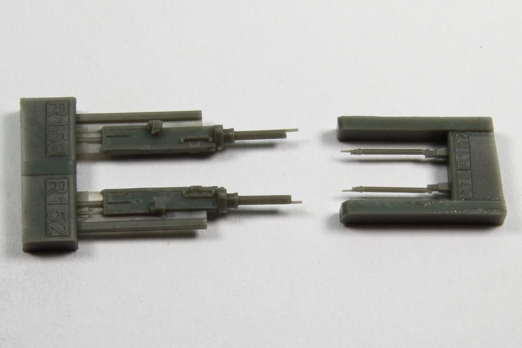 Eduard_Spit_IXe_Gun_Bay_09 Spitfire Mk.IXe gun bays - Eduard BRASSIN 1/48
