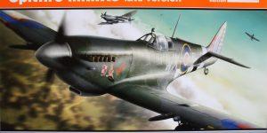 Spitfire Mk.IXe – Eduard Profipack 1/48 (Re-Editon)