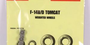 F-14B/D Tomcat – Weighted wheels – Wheelliant 1/48