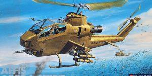 Bell AH-1S Cobra von Fujimi in 1:72