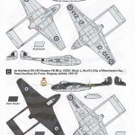 MKM-14468-Vampire-Commonwealth-service-21-150x150 deHavilland Vampire in Commonwealth Service (Mark One 1:144)