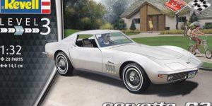 Corvette C3 im Maßstab 1:32 von Revell ( # 07684)