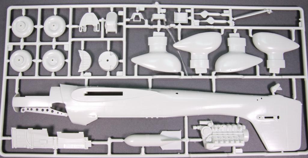 Revell_Stuka_04 Kit-Archäologie: Die Stuka Junkers Ju-87B von Revell - 1/32 - 1969
