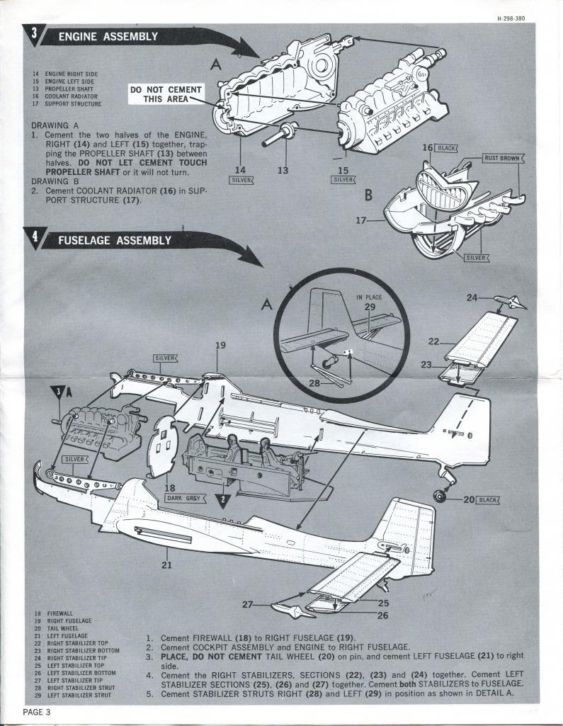 Revell_Stuka_25 Kit-Archäologie: Die Stuka Junkers Ju-87B von Revell - 1/32 - 1969