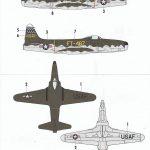 SWORD-72105-RF-80A-over-Korea-34-150x150 RF-80A over Korea von Sword in 1:72 ( # SW 72105)