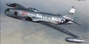 RF-80A over Korea von Sword in 1:72 ( # SW 72105)