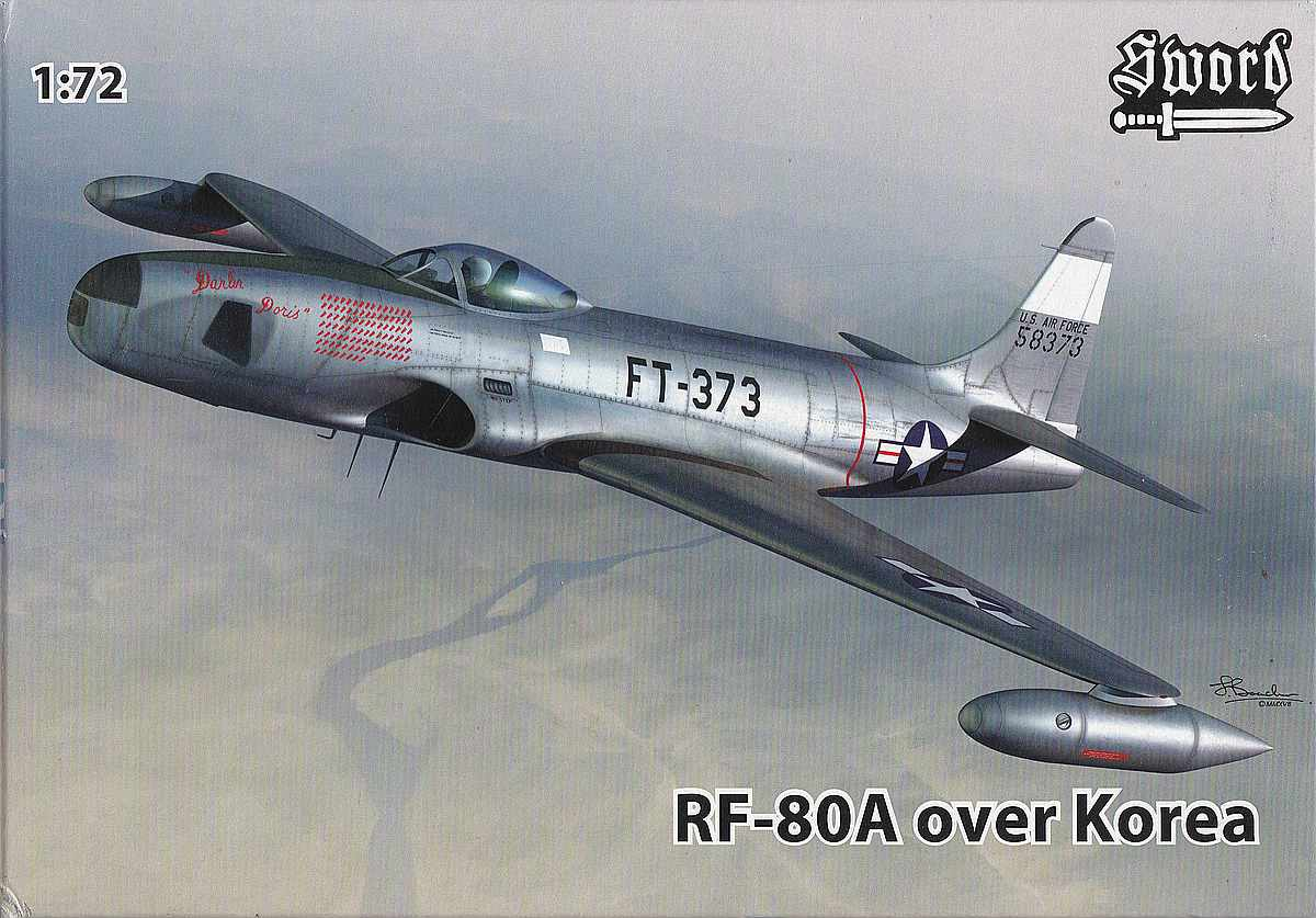 SWORD-72105-RF-80A-over-Korea-36 RF-80A over Korea von Sword in 1:72 ( # SW 72105)