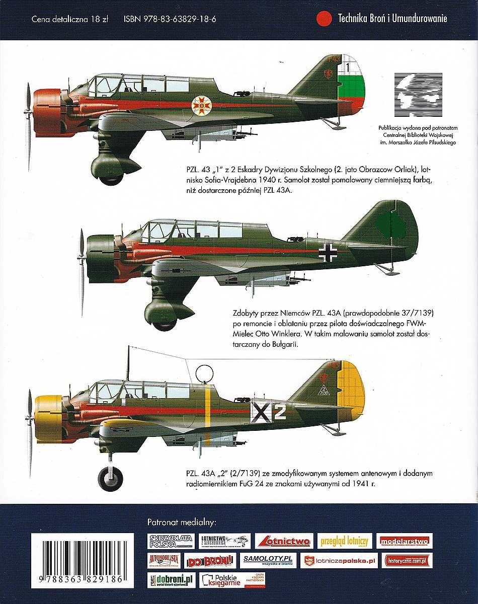 Stratus-PZL-P.23-Karas-heft-2 Literatur zur PZL P.23 Karas