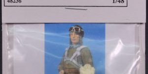 WWII Russian Fighter Pilot – Ultracast 1/48