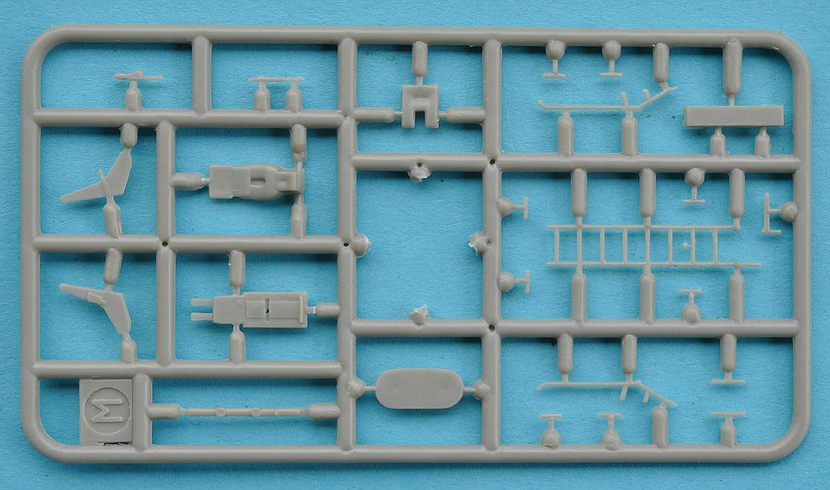 AA-Models-7202-VJ-101C-X2-13 Senkrechtstarter VJ 101C-X2 in 1:72 von A&A Models  Art.Nr. 7202