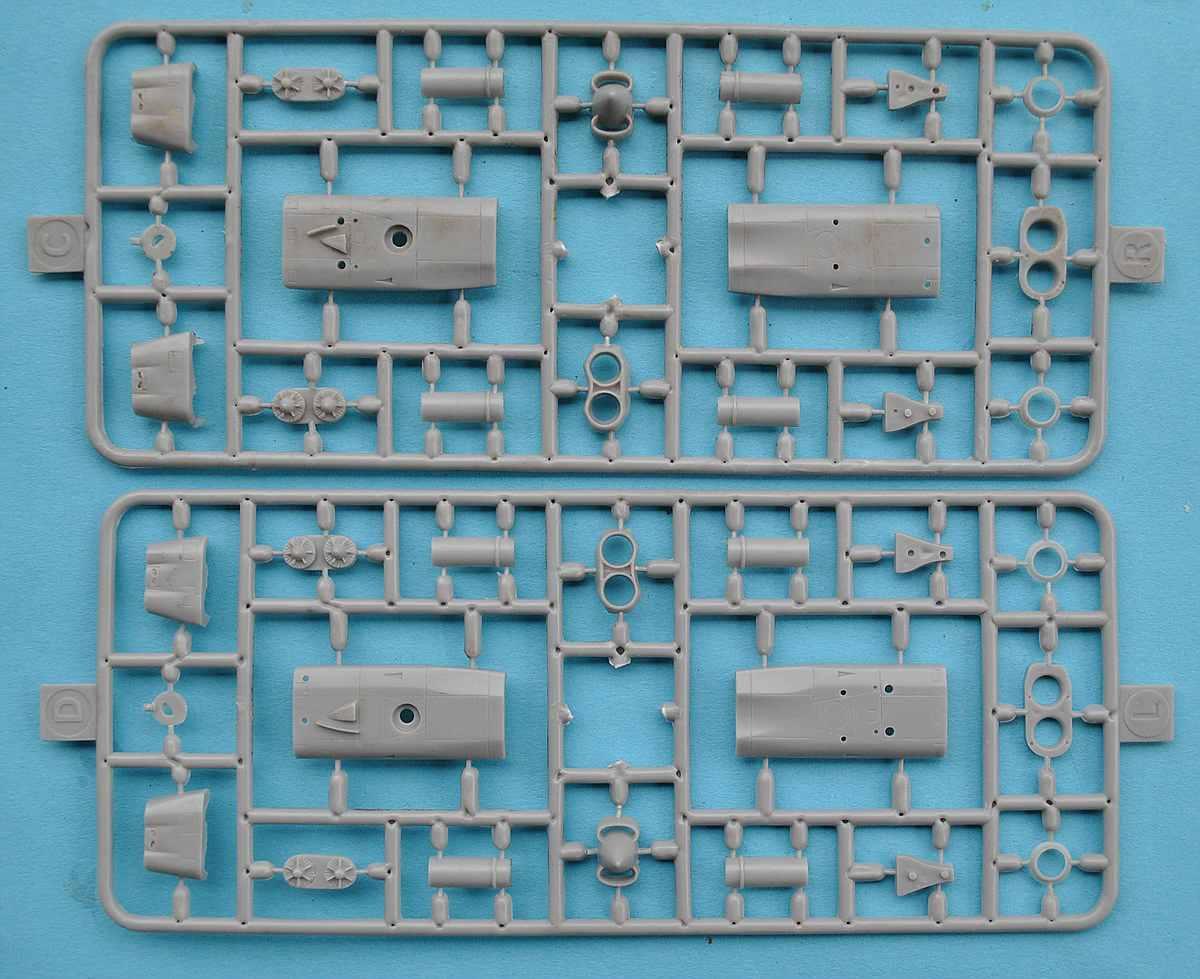 AA-Models-7202-VJ-101C-X2-28 Senkrechtstarter VJ 101C-X2 in 1:72 von A&A Models  Art.Nr. 7202