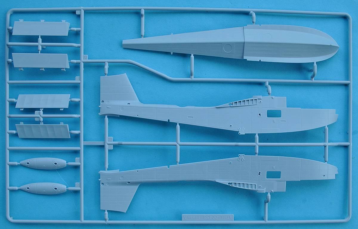 Airfix-A-09138Supermarine-Walrus-Mk-I-101 Supermarine Walrus Mk. I von Airfix in 1:48 ( A09183 )