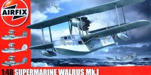 Supermarine Walrus Mk. I von Airfix in 1:48 ( A09183 )